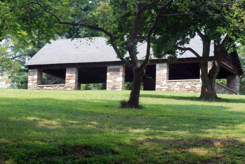 Lake Roland Pavilion #1