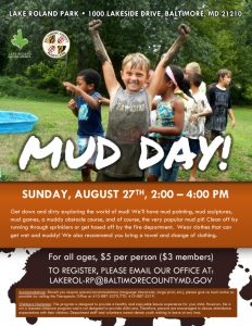 Mud Day 2017 @ Lake Roland | Baltimore | Maryland | United States