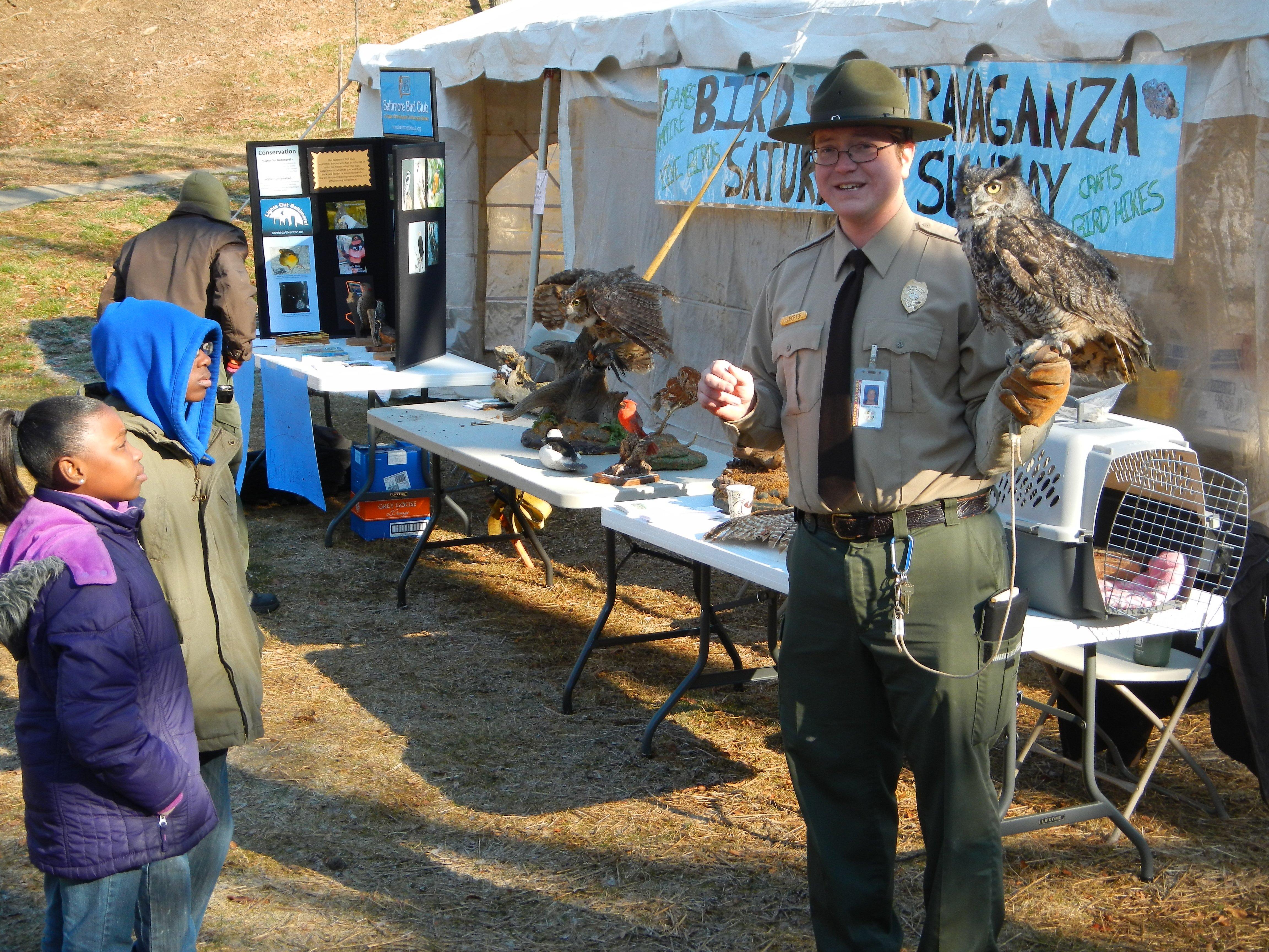 Bird Extravaganza at Lake Roland