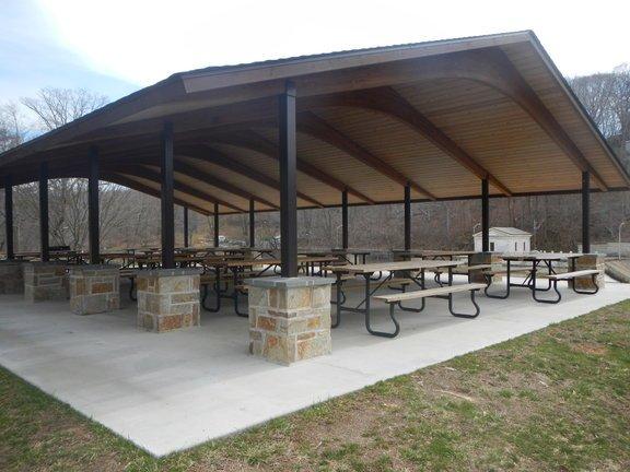 Lake Roland Pavilion #2