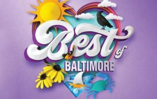 Baltimore Magazine best dog park