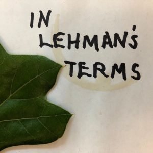 In Lehman's Terms podcast