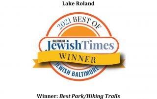 2021 Best of Jewish Baltimore