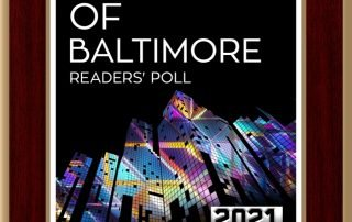 Best of Baltimore Readers' Poll 2021